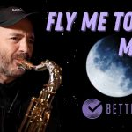Fly Me to the Moon – Backing Track