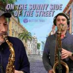 Sunny Side of the Street – Backing Track