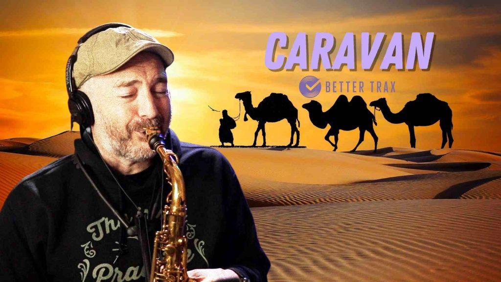 Caravan - Backing Track