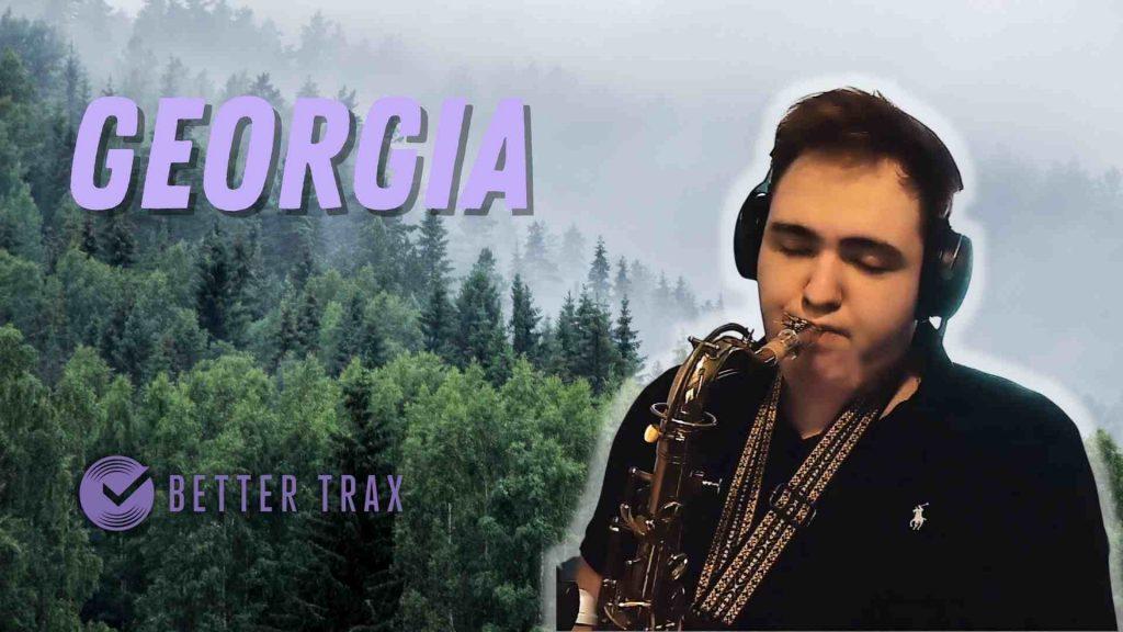 Georgia On My Mind - Backing Track