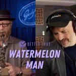 Watermelon Man – Backing Track
