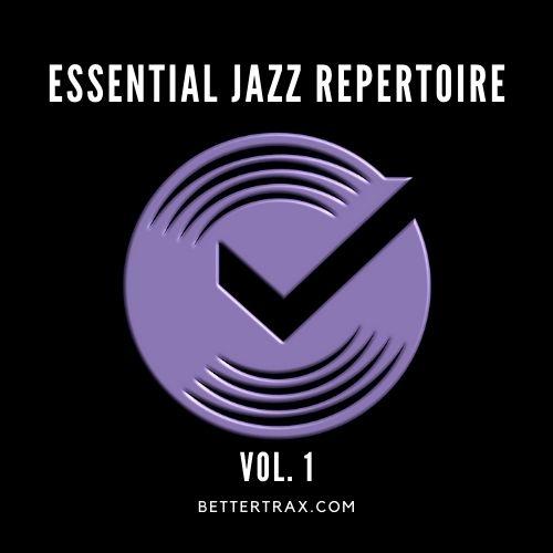 Essential Jazz Repertoire vol 1 Better Trax