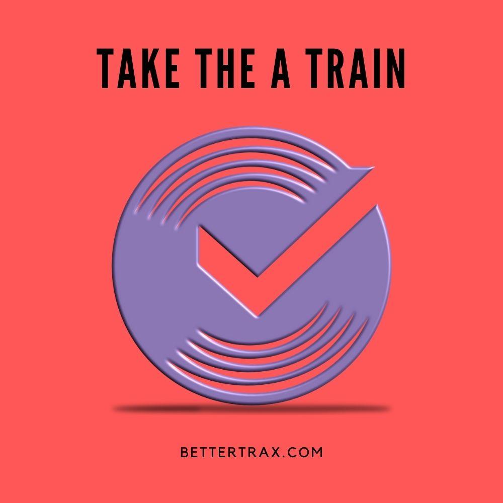 Take the A Train Backing Track